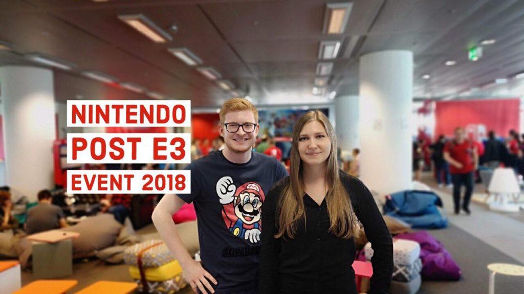 Nintendo Post E3 Event 2018