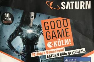 Saturn gamescom 2018