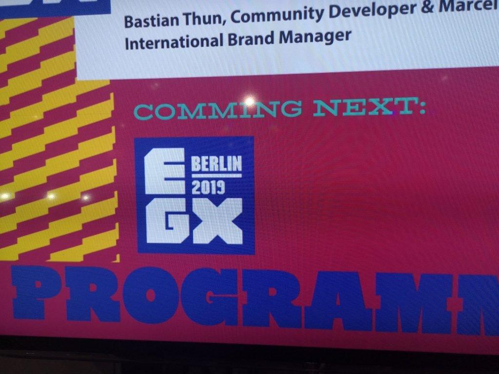 EGX 2019