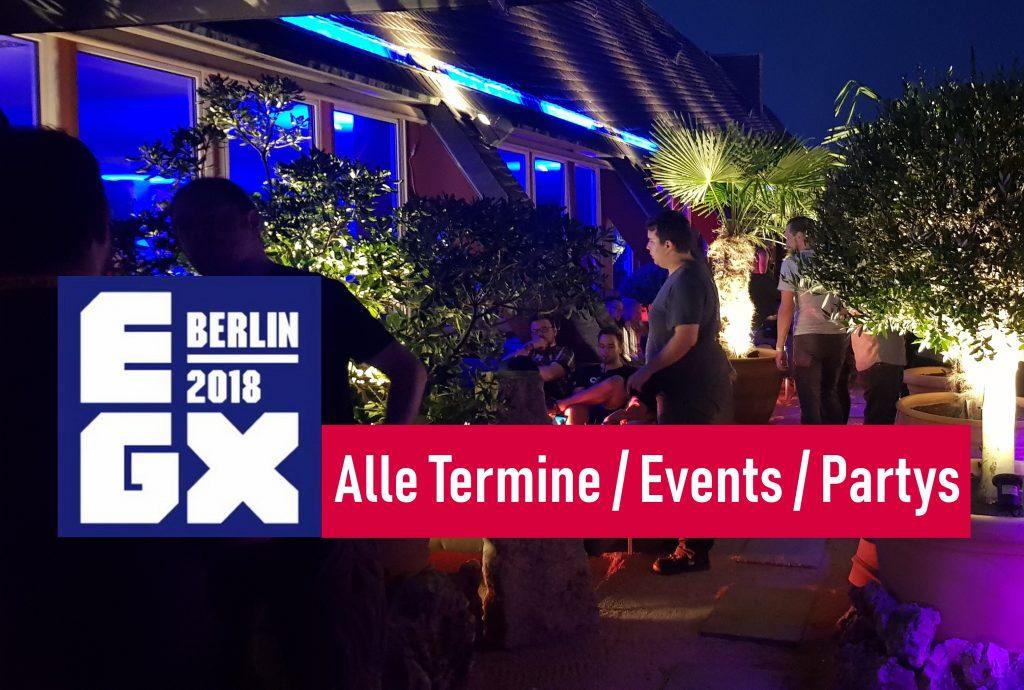 EGX 2018 in Berlin