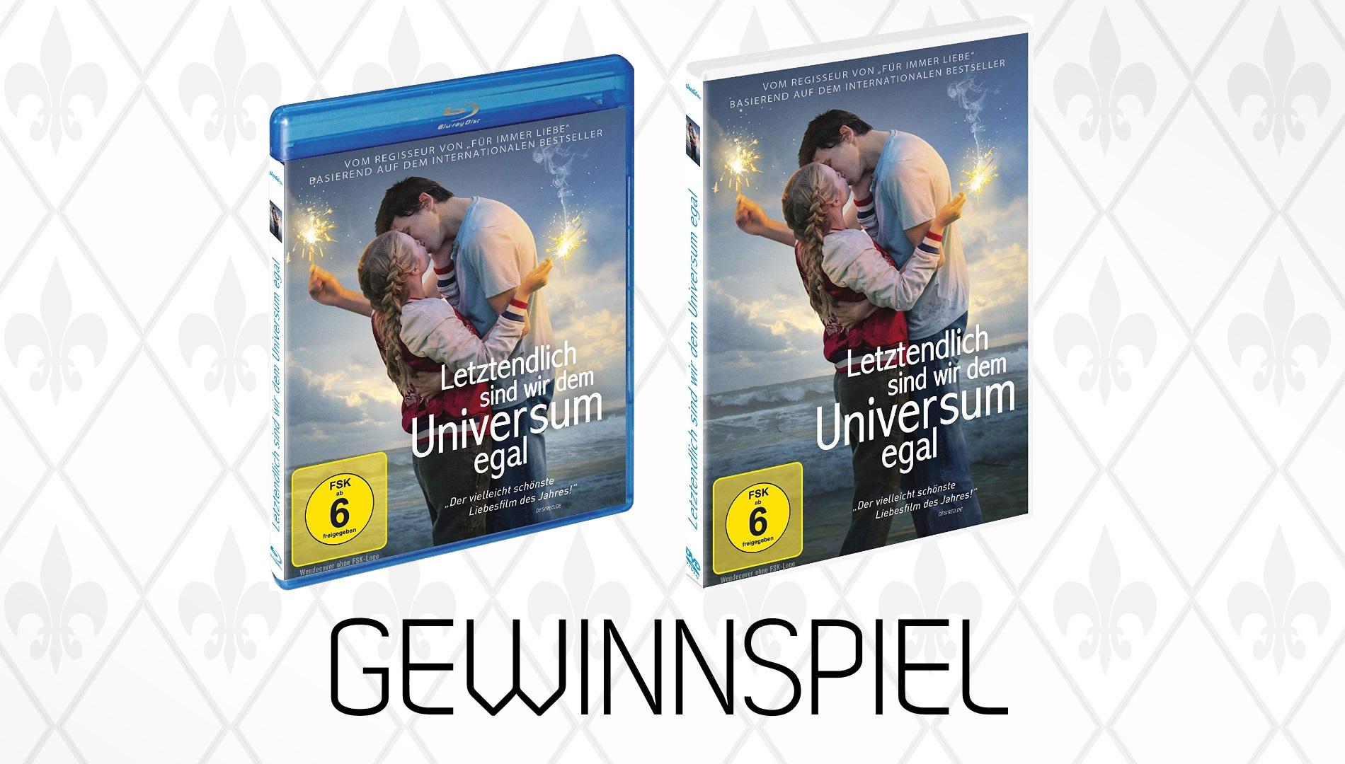 GEWINNSPIEL DVD