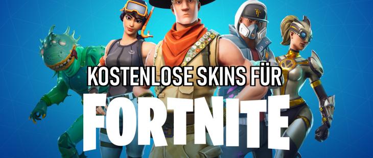 So bekommst Du kostenlose Skins für Fortnite - NAT-Games