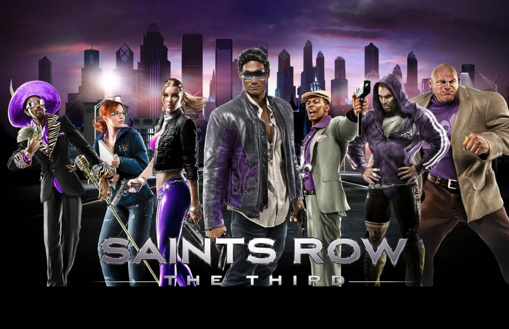 Saints Row: The Third The Full Package