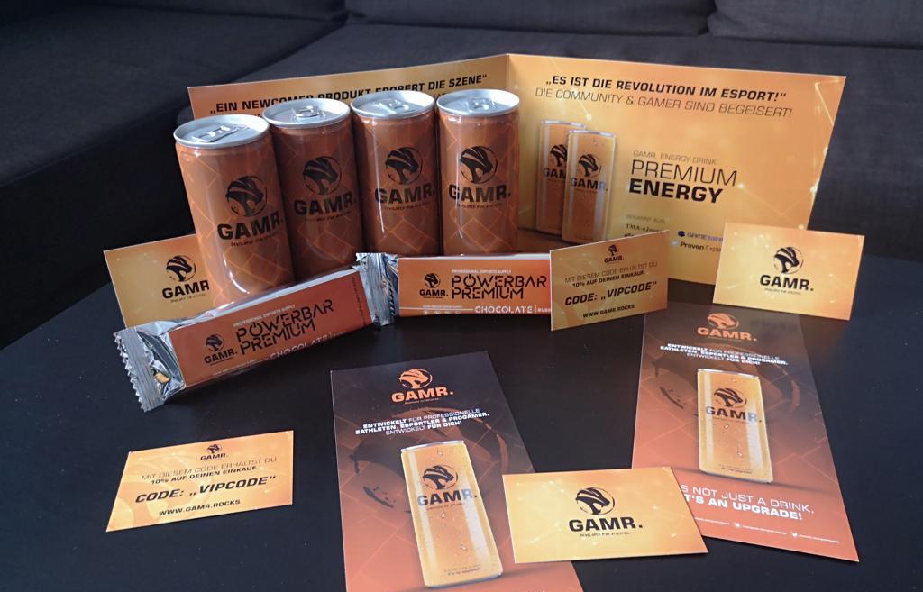 GAMR. Energy esportenergy