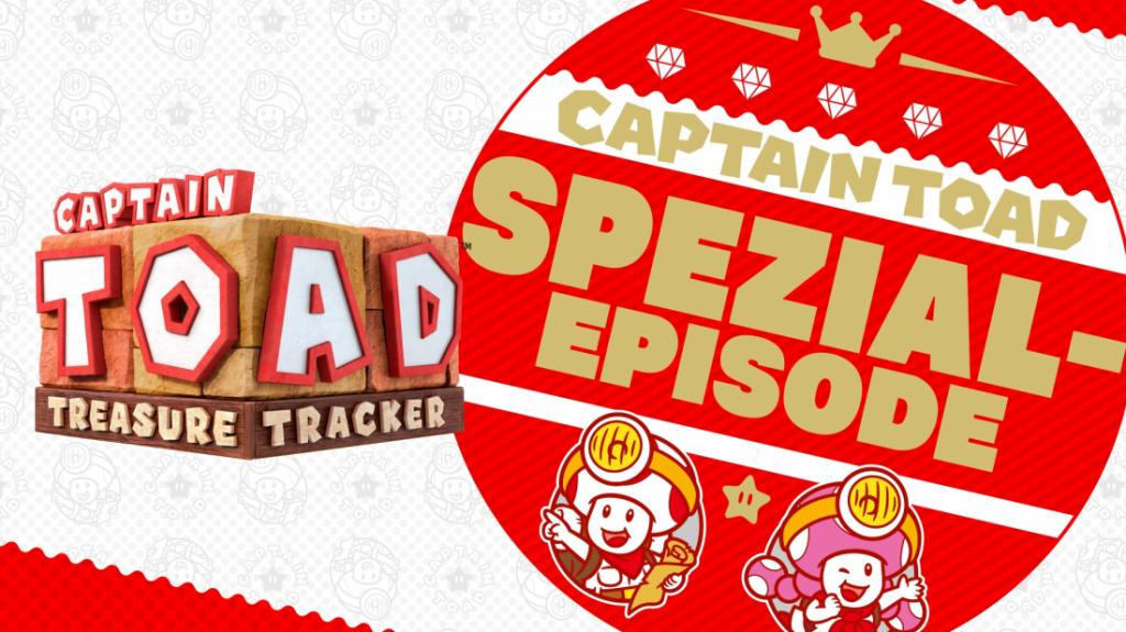 Captain Toad Treasure Tracker: Spezial-Episode