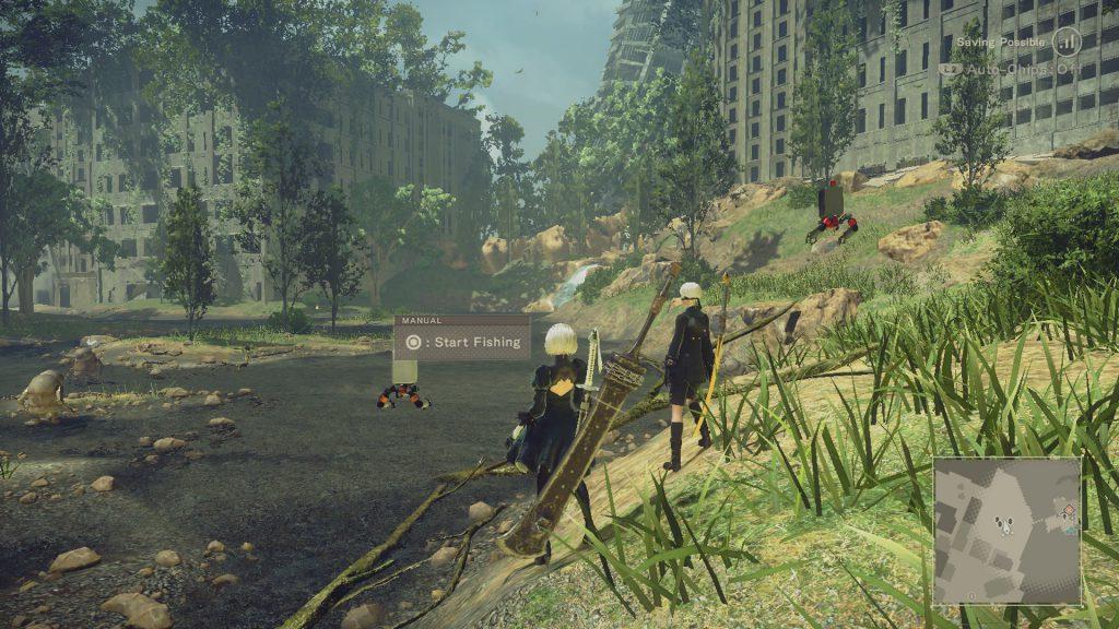 NieR Automata Game of the YoRHa Edition