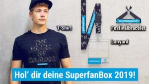 Superfanbox gamescom 2019