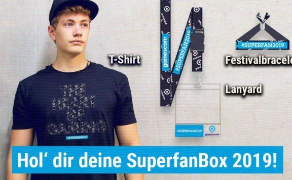 Superfanbox gamescom 2019