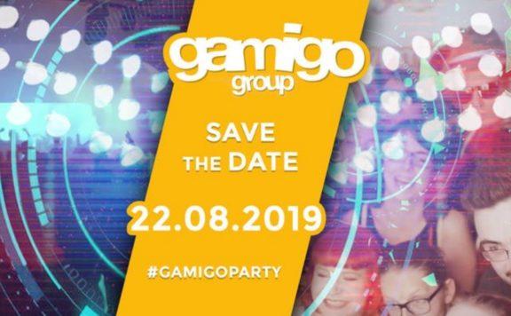 Gamigo Gamers Party 2019