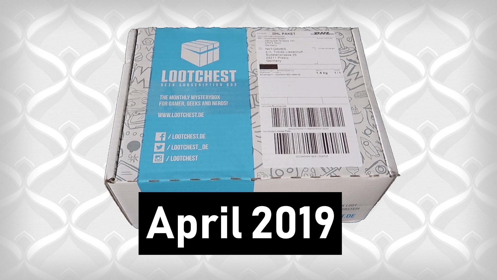 Lootchest April 2019