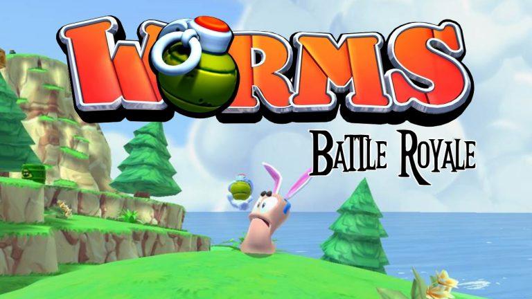 Worms Battle Royale