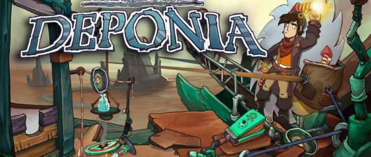 Chaos auf Deponia