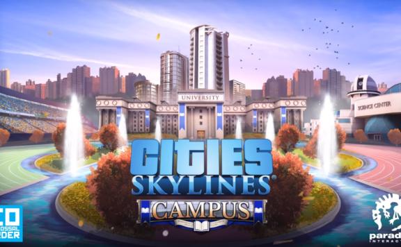 Cities: Skylines Campus