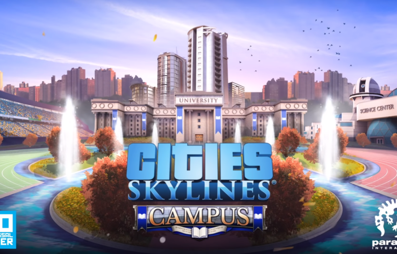 Cities: Skylines Campus
