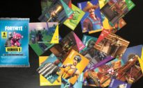 Panini Fortnite Trading Cards