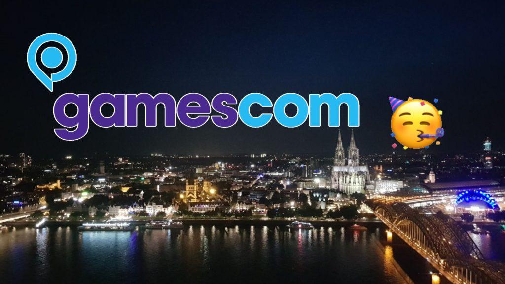 gamescom 2019 Partys