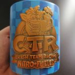 Numskull Designs Crash Team Racing Merch