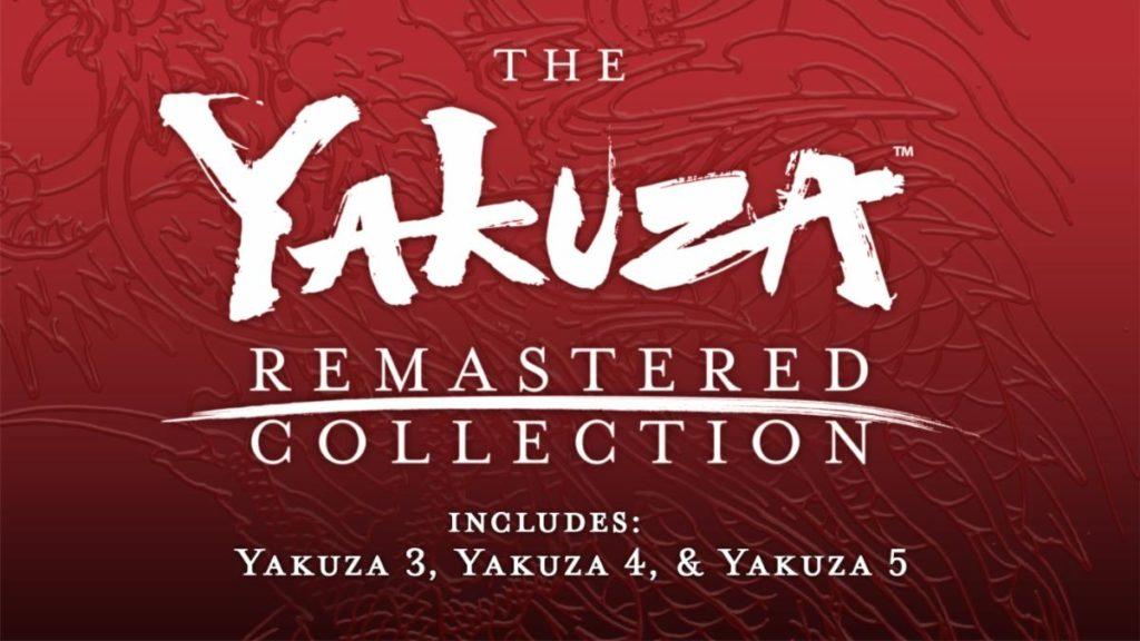 Yakuza Remastered Collection Yakuza 4 Remaster