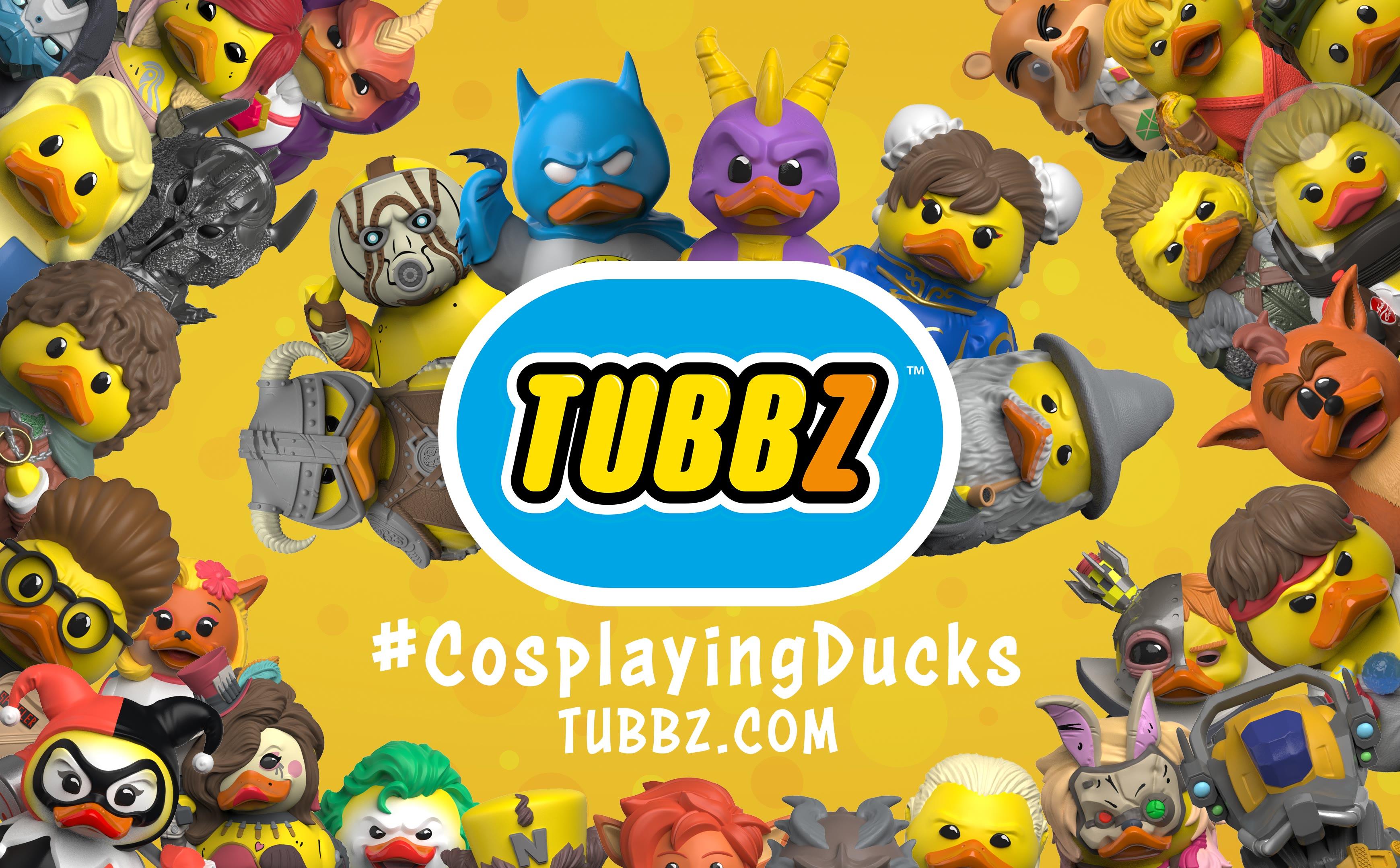 TUBBZ Numskull Designs