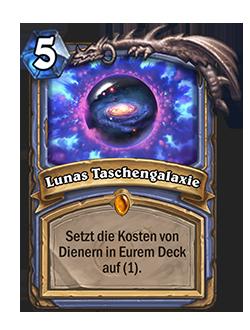 Hearthstone Lunas Taschengalaxie
