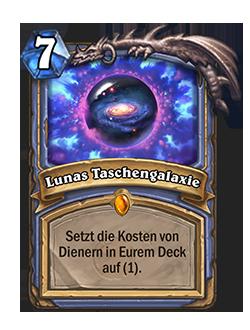 Hearthstone Lunas Taschengalaxie neu