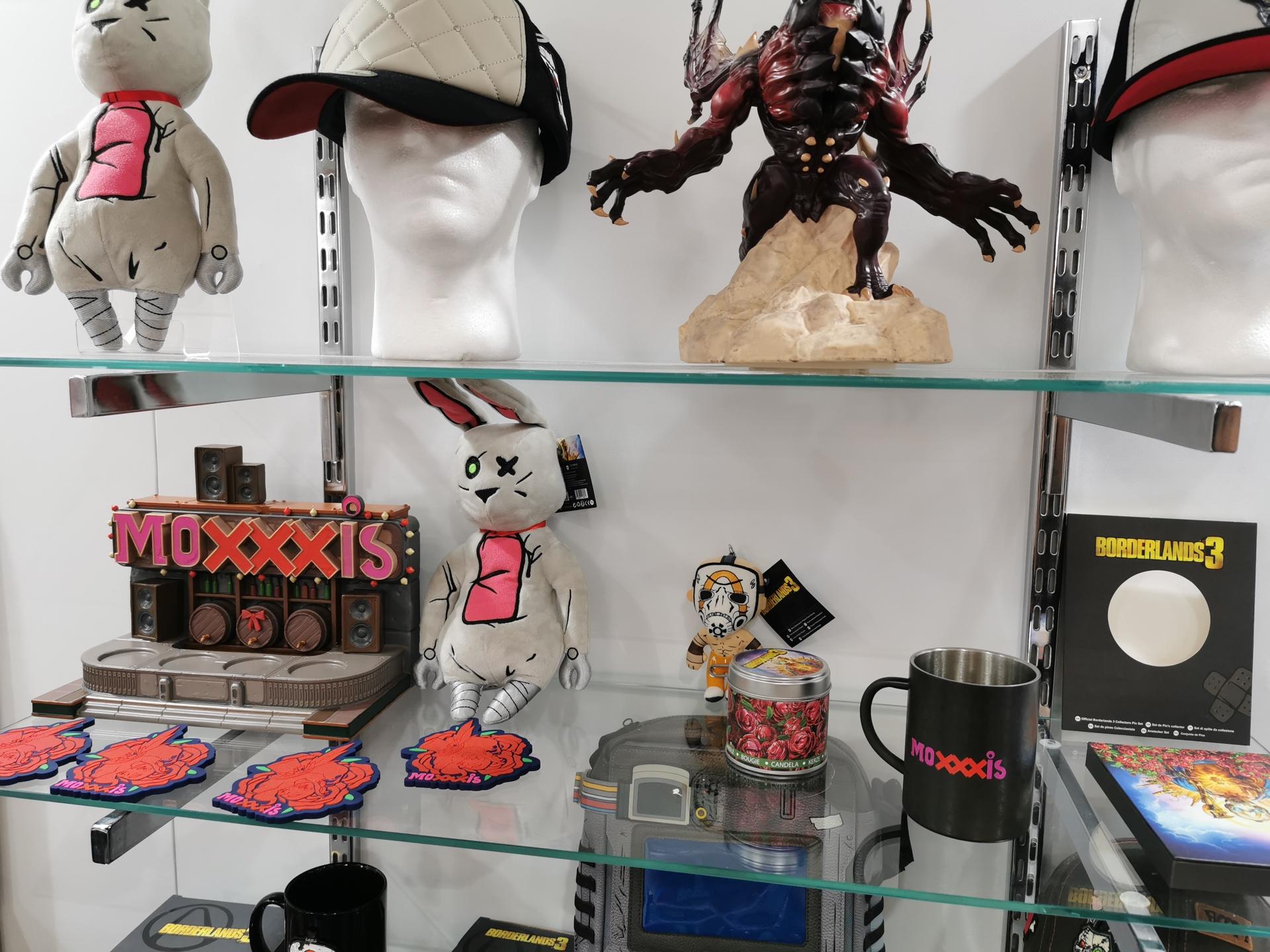 Numskull Designs Merchandise Lineup