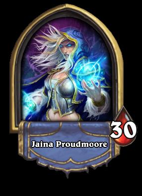 Hearthstone Jaina