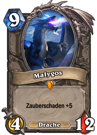 Hearthstone Malygos