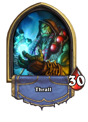 Hearthstone Thrall