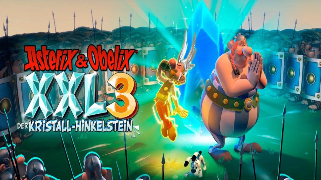 Asterix & Obelix XXL 3: Der Kristall-Hinkelstein
