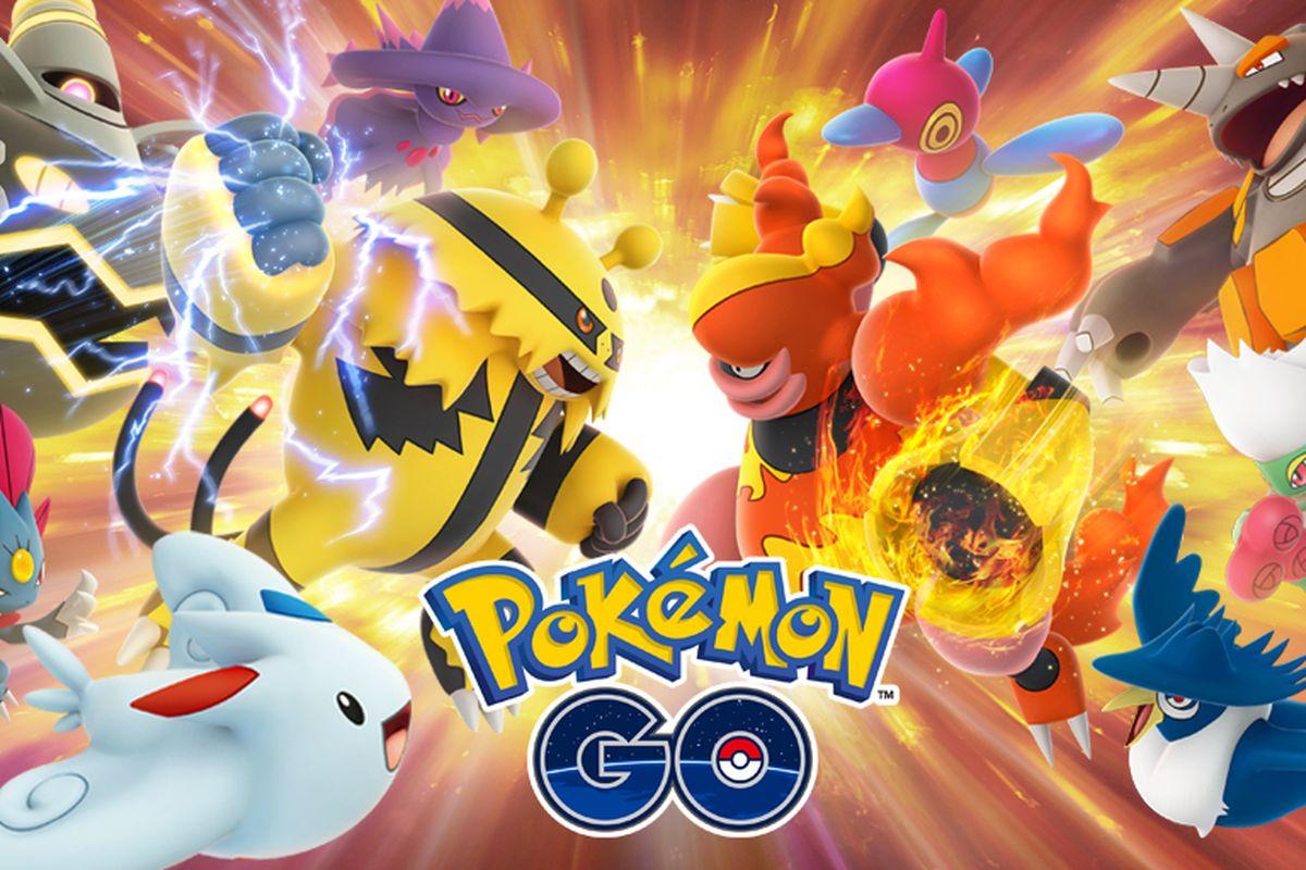 Pokémon GO, Kampf!