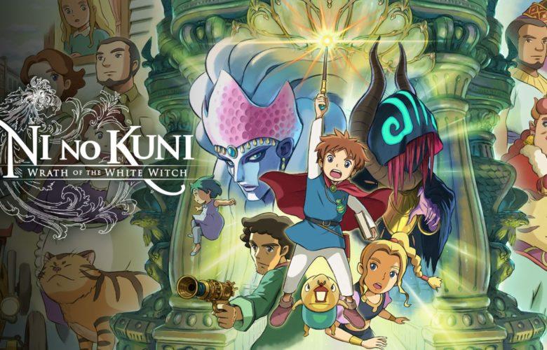 Ni no Kuni: Der Fluch der Weißen Königin Remastered