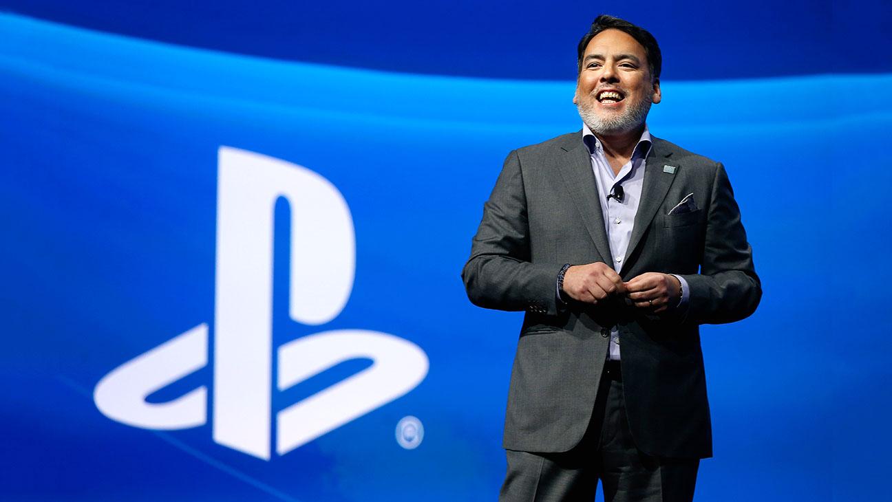 Playstation Shawn Layden