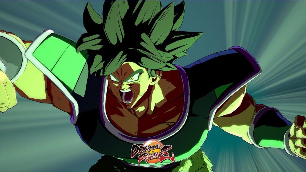 Dragon Ball FighterZ Broly (DBS)