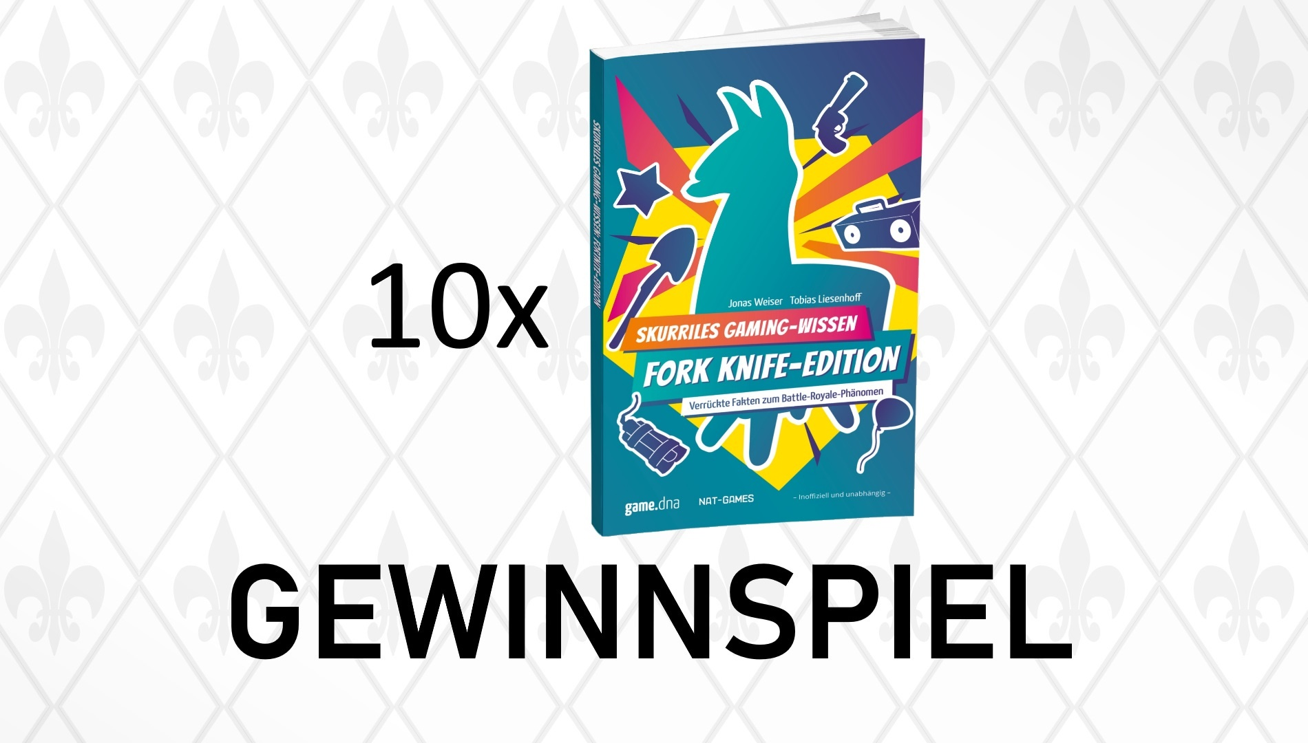 Skurriles Gaming-Wissen: Fork-Knife-Edition