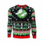 Numskull Ghostbusters Christmas Sweater