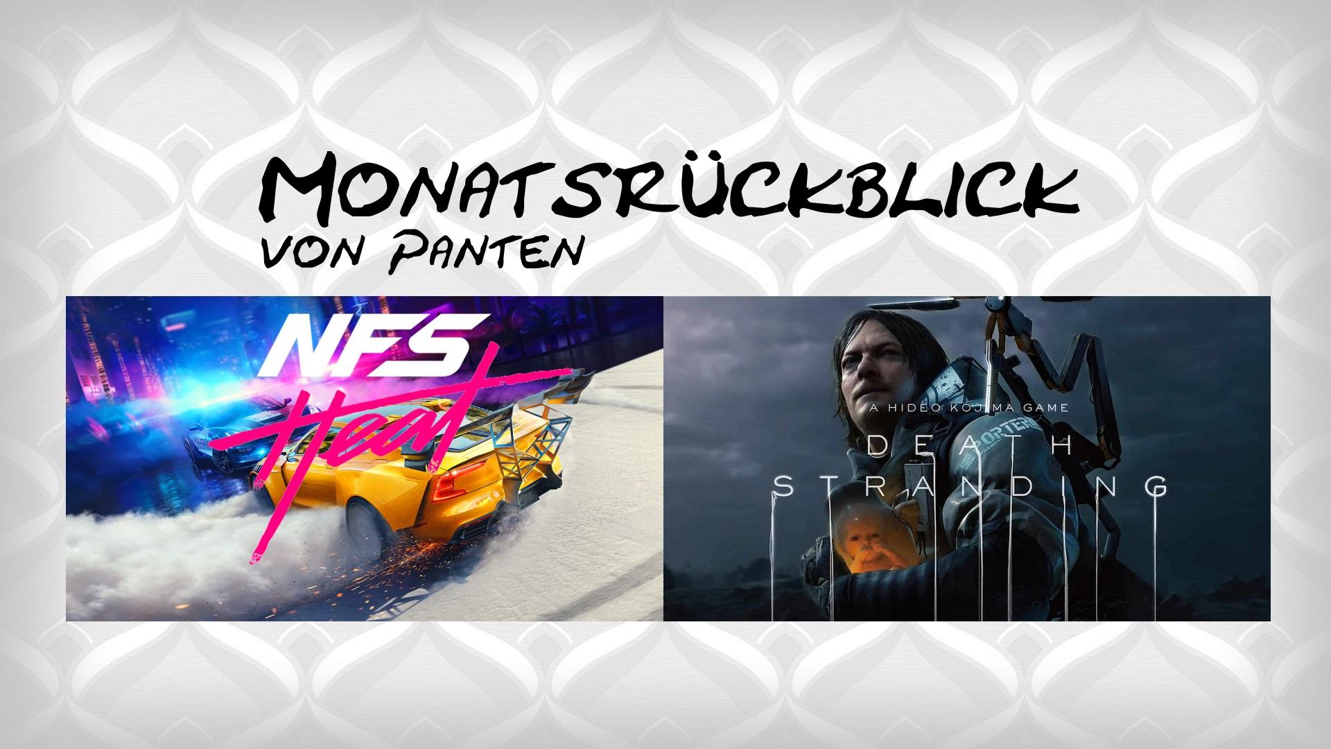 Monatsrückblick November 2019