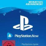 Playstation Now Abo