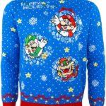 Numskull Super Mario Christmas Sweater