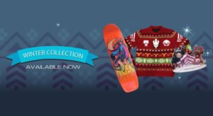 Warframe Winter Collection