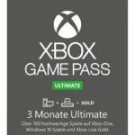 Xbox Game Pass Abo