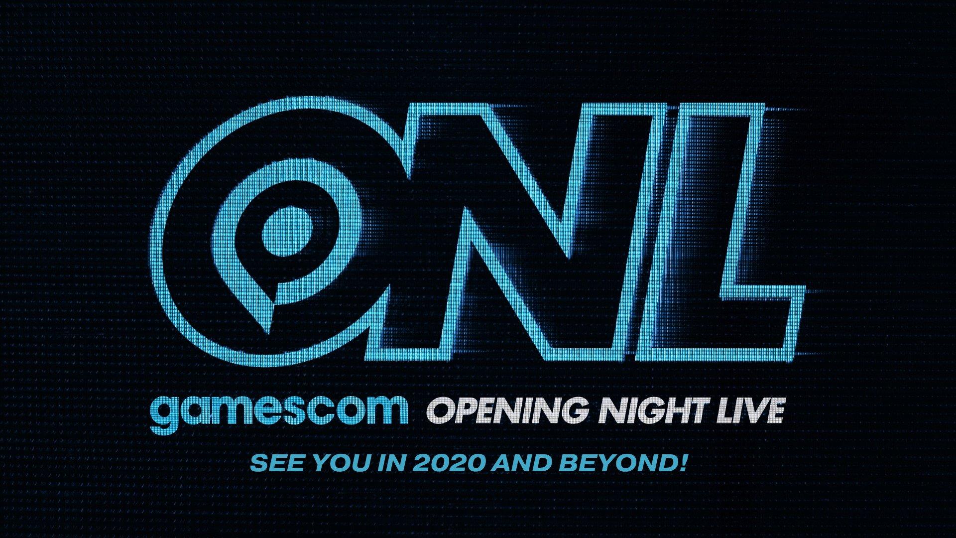 gamescom Opening Night Live 2020