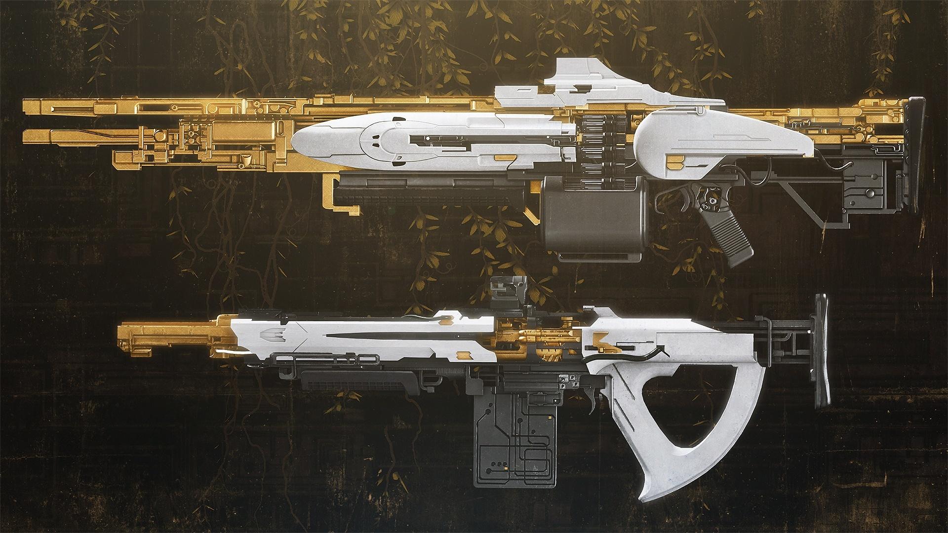Destiny 2 Pinnacle Waffen