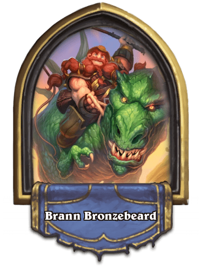 Hearthstone Brann
