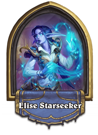 Hearthstone Elise