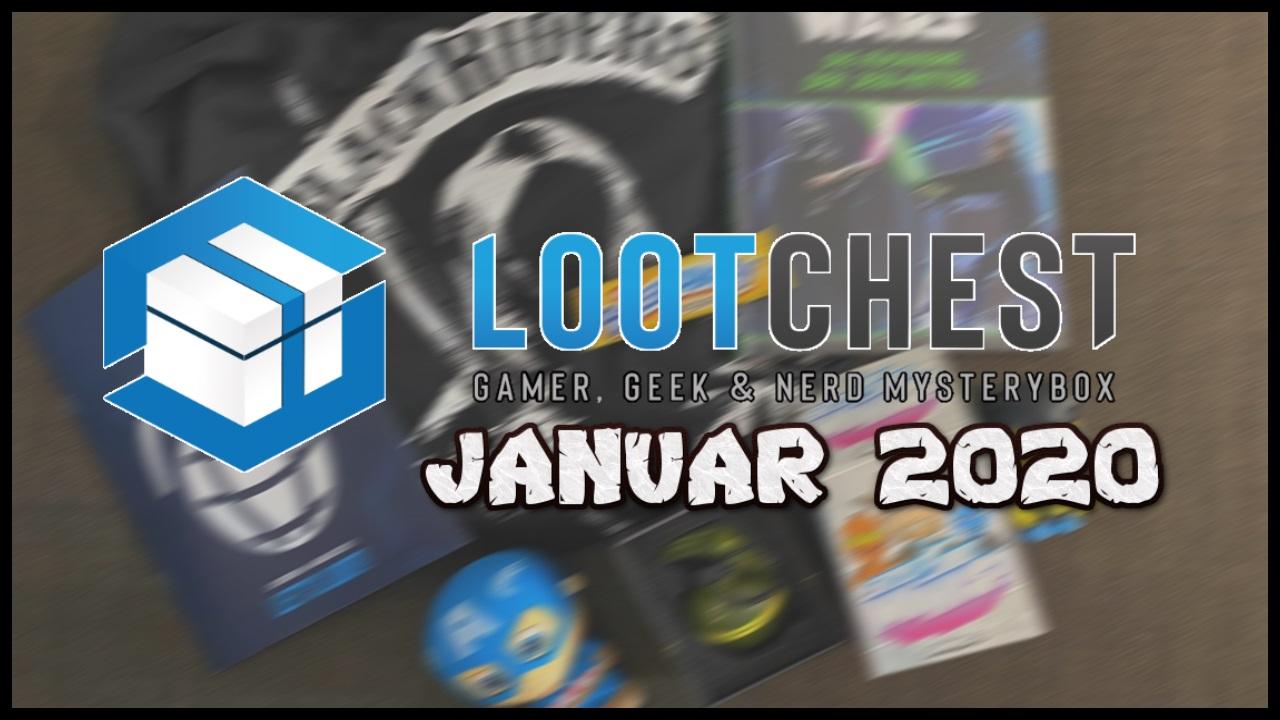 Lootchest Januar 2020
