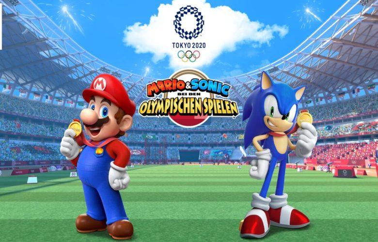 Mario & Sonic bei den Olympischen Spielen: Tokyo 2020