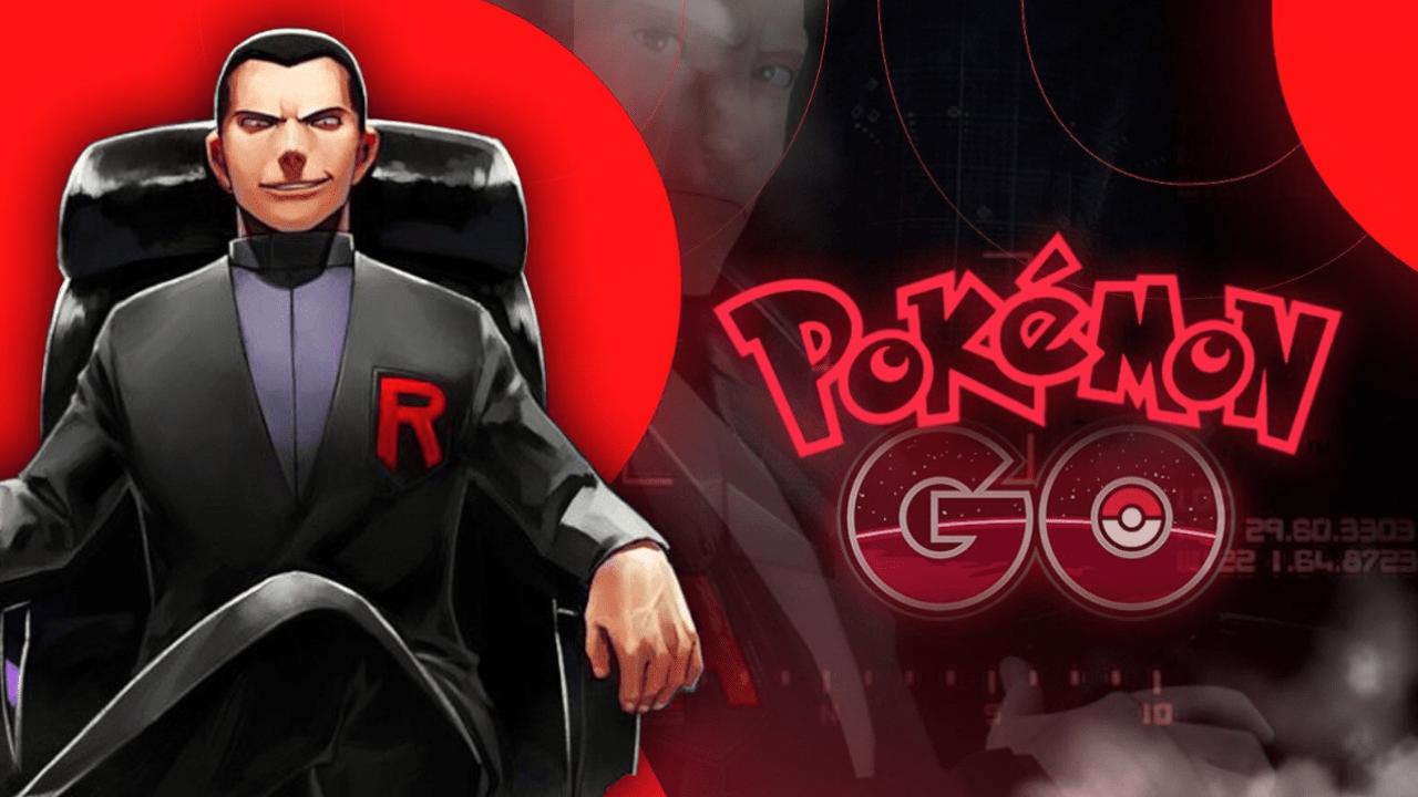 Rocket-Boss Giovanni