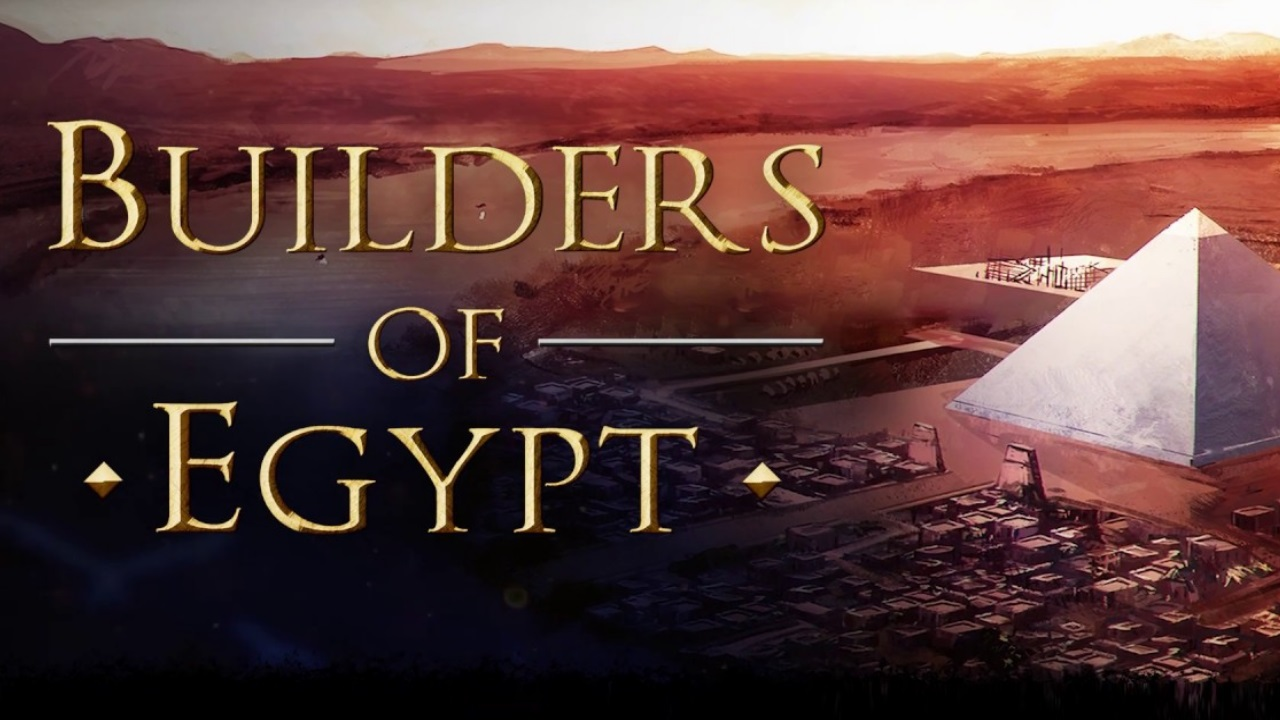 Builders of Egypt