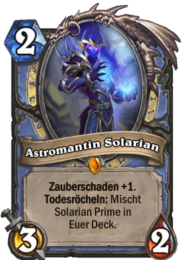 Astromantin Solarian